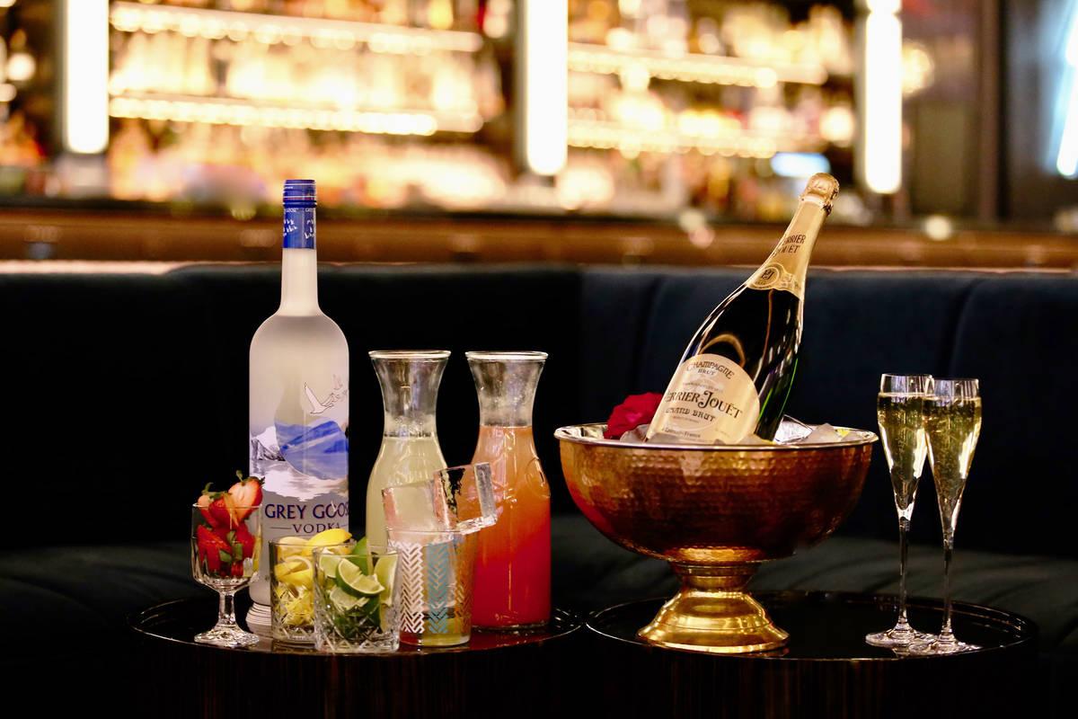 The Dorsey, Electra Cocktail Club y Rosina Cocktail Lounge en The Venetian ofrecen paquetes de ...