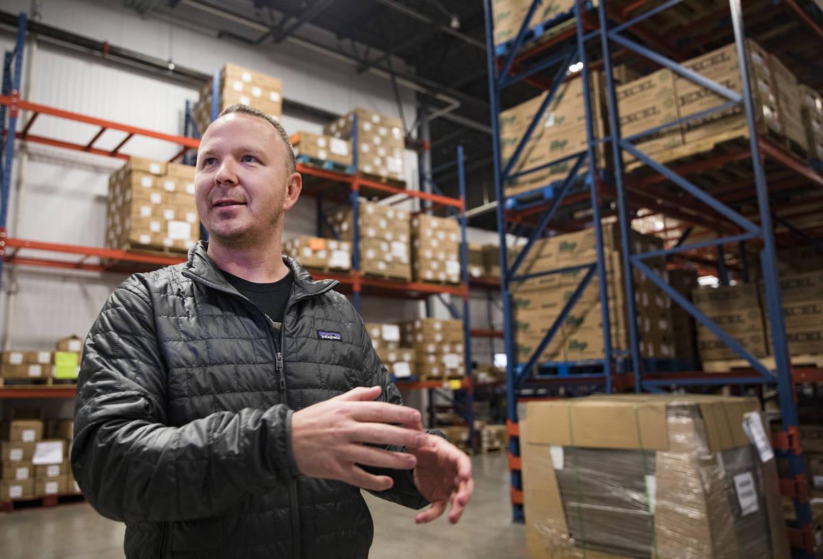 Jeff Pugh, director ejecutivo y presidente de Freedom Meats, donó 100 mil dólares de carne a ...