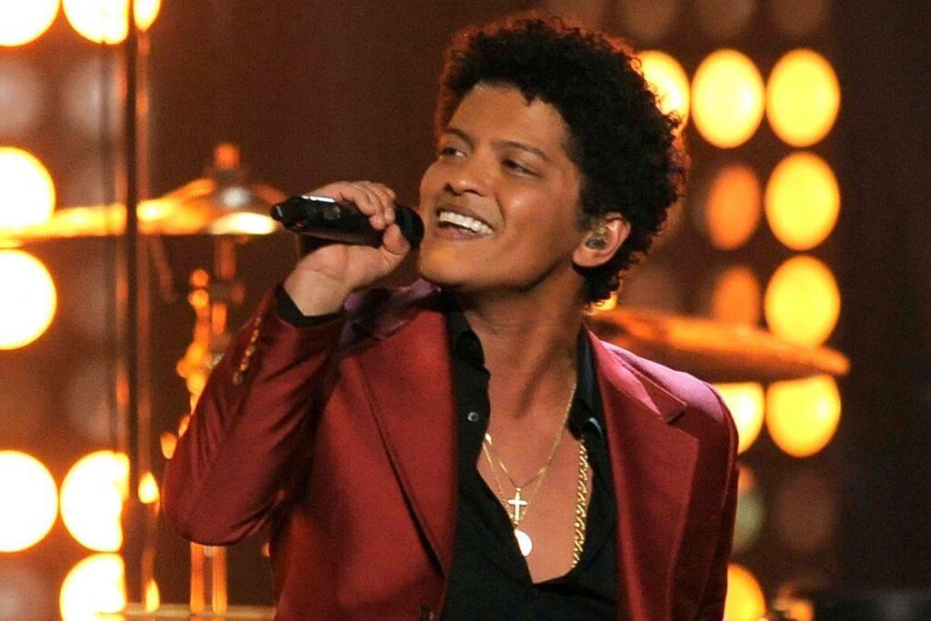 Bruno Mars donó un millón de dólares para poner en marcha el MGM Resorts International's E ...