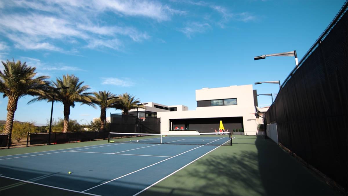 Canchas de tennis. (Forever Home Realty)
