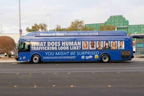 La Comisión Regional de Transporte del Sur de Nevada ha implementado una campaña de concienti ...