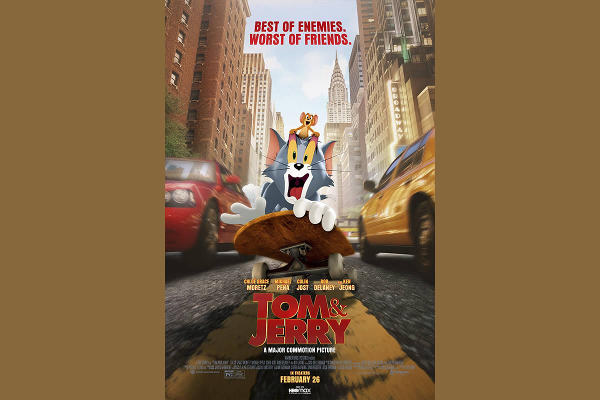 Llegan Tom & Jerry a la pantalla grande con una película, nueva adaptación de Warner Bros. Y ...