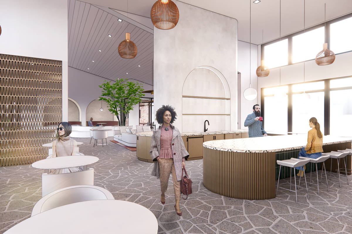 American Nevada Co. y Tradewind Properties se asociaron para construir Green Valley Town Center ...