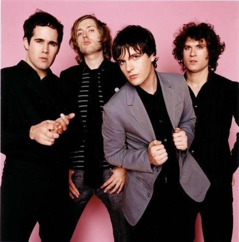 """The Killers generó por primera vez una gran reacción en Reino Unido, cuando """"Mr. Brightside"""" ..."""