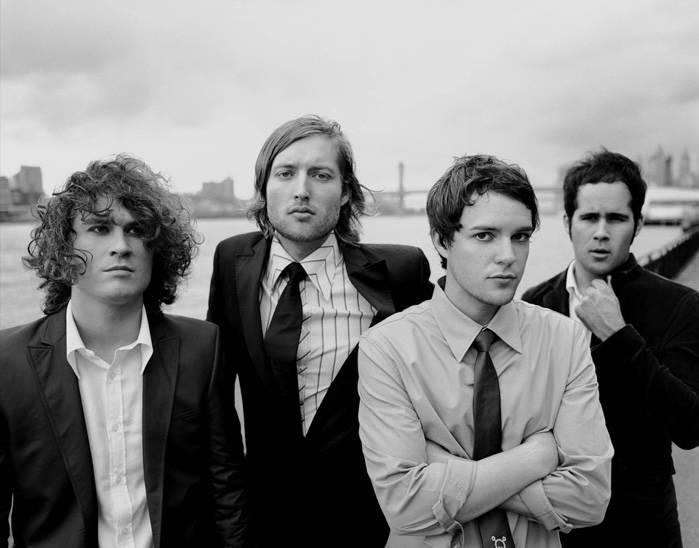 """""""Mr. Brightside"""" fue la primera canción que The Killers escribió hace 20 años. (The Oriel Co ..."""