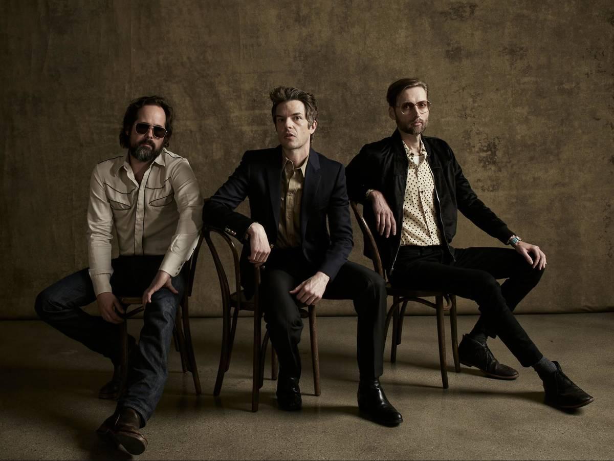 The Killers recientemente se convirtió en la primera banda en obtener mil millones de streams ...