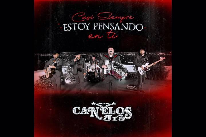 """Canelos Jrs estrenaron un EP de 4 canciones grabado en vivo titulado, """"Casi siempre estoy pen ..."""