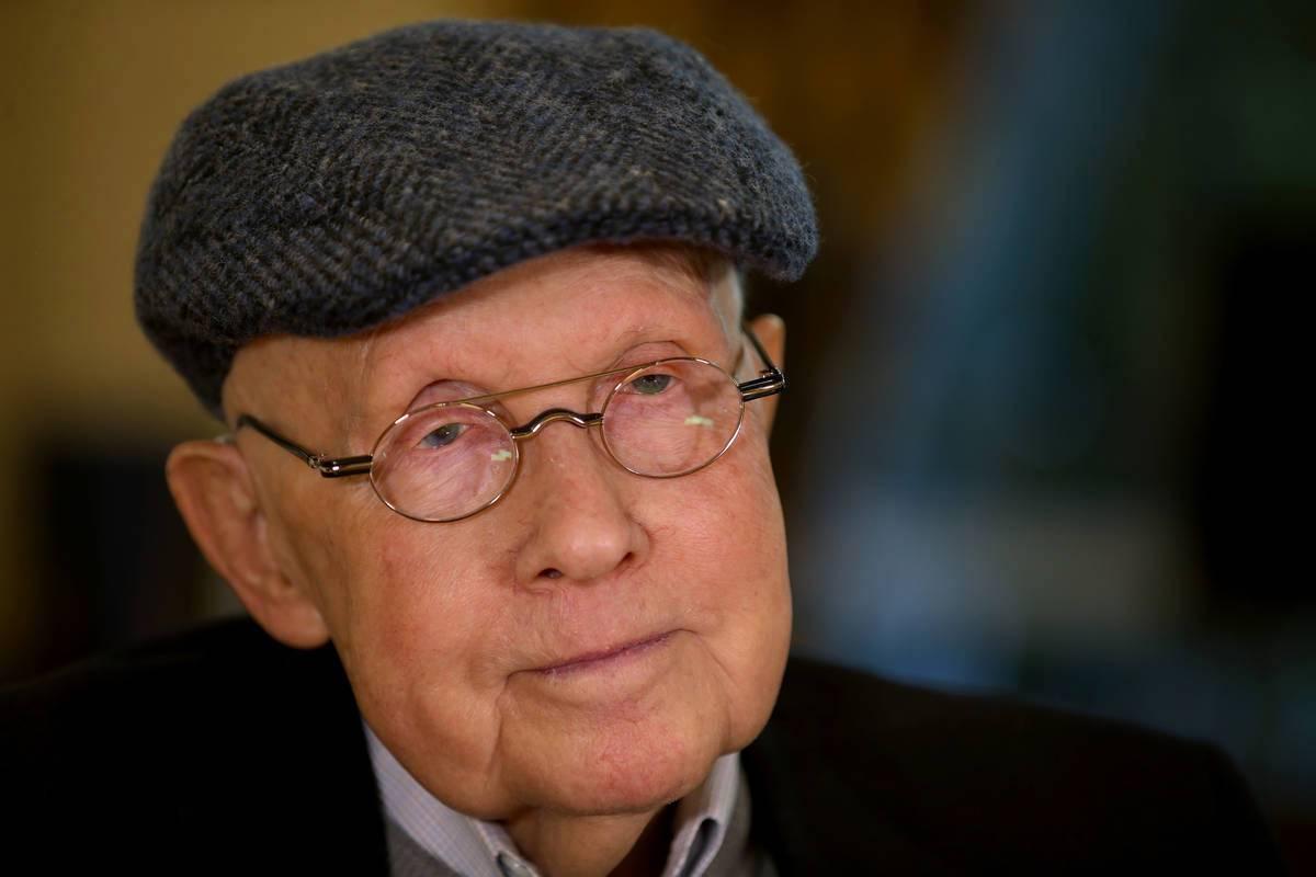 Ex-senador Harry Reid. [Foto K.M. Cannon / Las Vegas Review-Journal]