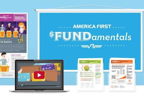 En esta captura de pantalla, se muestra una muestra de planes de lecciones de educación financ ...
