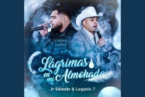 """Jr. Salazar Estrena su nuevo sencillo """"Lágrimas en mi almohada"""" junto a Legado 7. [Foto Co ..."""