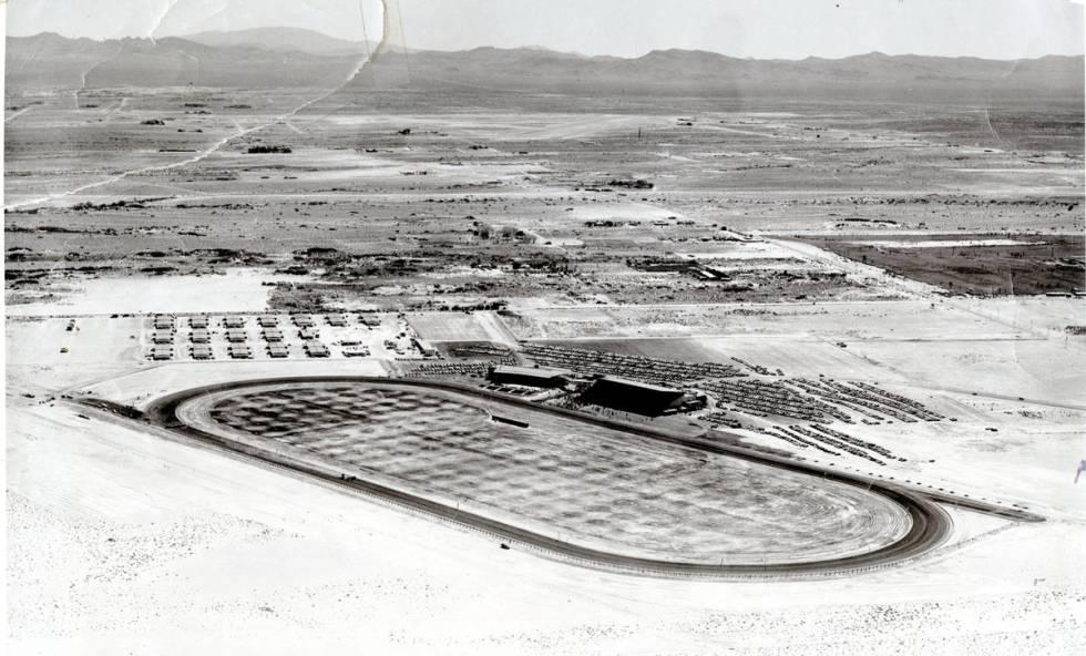 Las Vegas Park. (Cortesía de Clark County Museum)