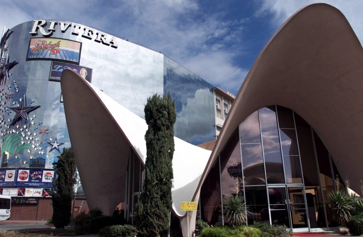 La Concha Motel (Amy Beth Bennett/Las Vegas Review-Journal).