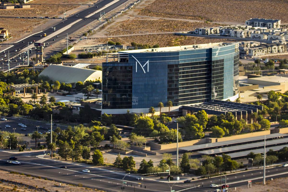 Penn National Gaming opera el M Resort en Las Vegas. (L.E. Baskow/Las Vegas Review-Journal) @Le ...