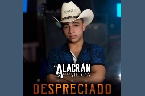 """El Alacrán de la Sierra nos presenta su versión norteño banda del popular tema """"Despreciad ..."""