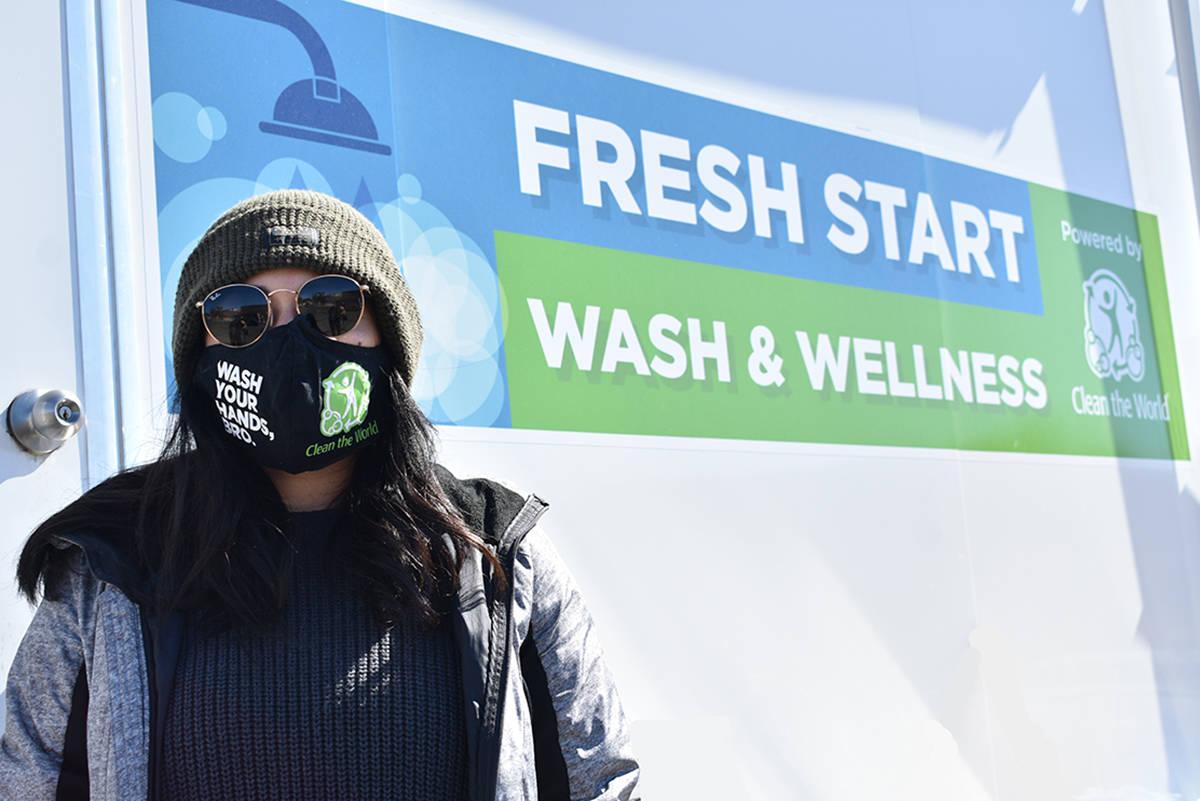 La integrante de Clean the World, Melisa Celis, explicó la labor que hace su organización par ...