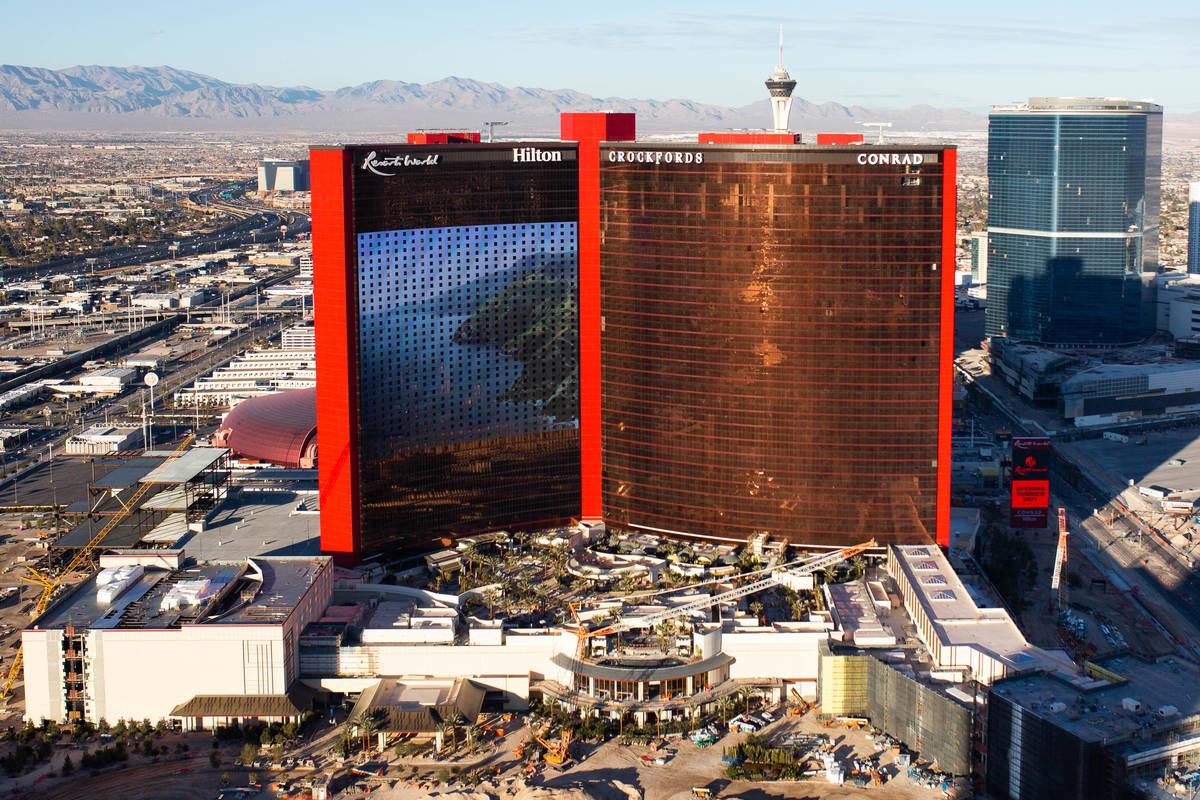 Resorts World abrirá sus puertas este verano. (Resorts World Las Vegas)