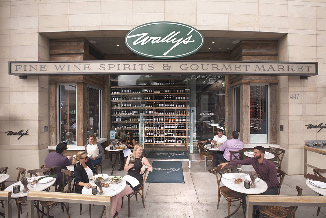 Wally's Wine & Spirits, de Beverly Hills, abrirá un local en Las Vegas dentro de Resorts World ...