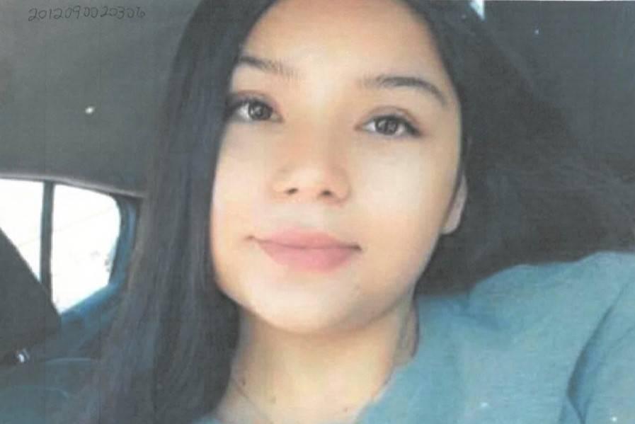 Aleah Scheible, 17 (NLVPD).