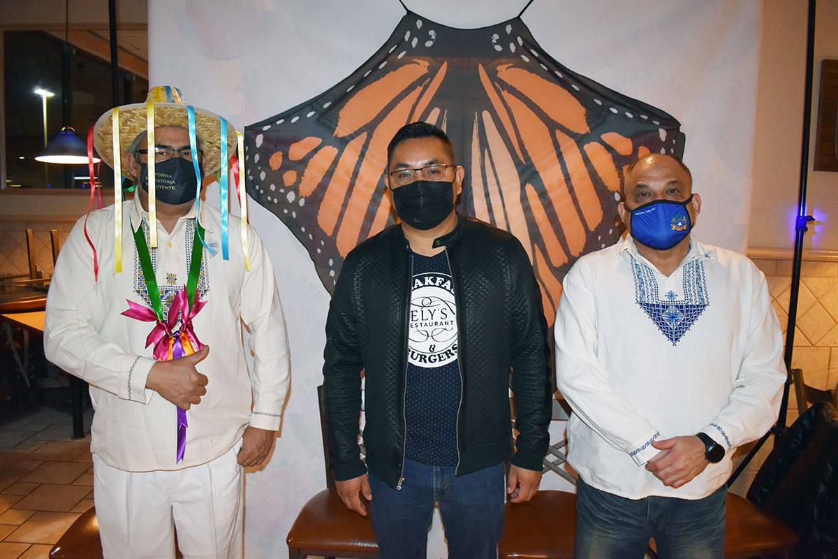 El grupo Orgullo Purépecha de Corazón se presentó en Las Vegas, fue un esfuerzo conjunto de ...