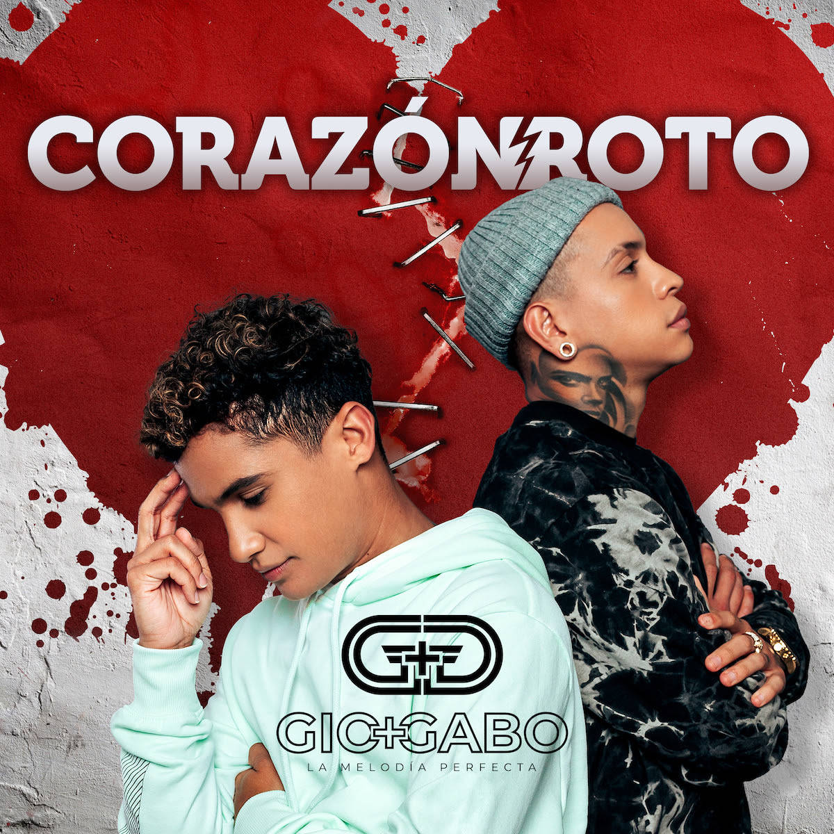 """El nuevo hit del dúo latinoamericano más exitoso """"Corazón Roto"""" ya está disponible en t ..."""