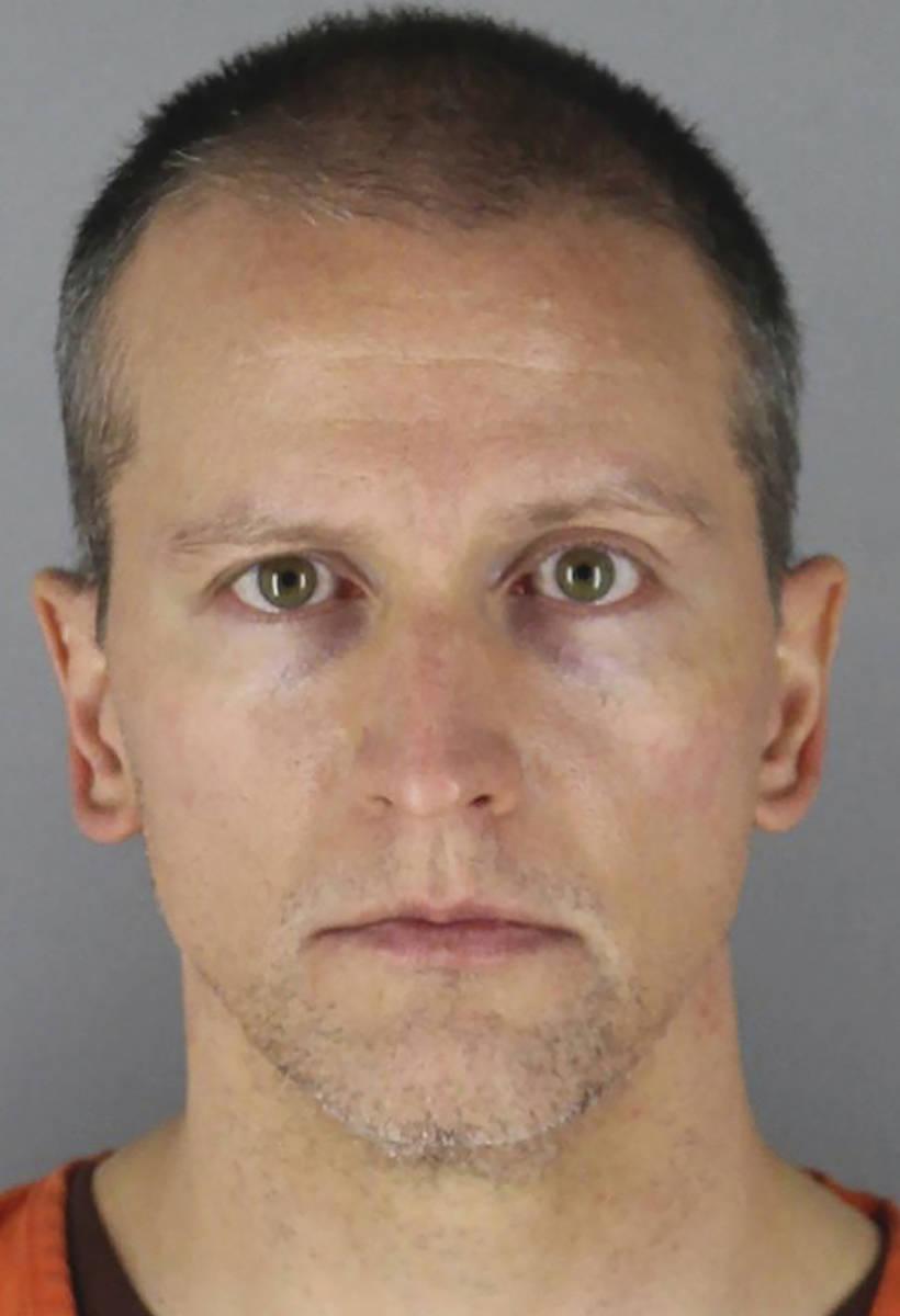 Esta foto sin fecha proporcionada por la Oficina del Alguacil del Condado Hennepin en Minnesota ...