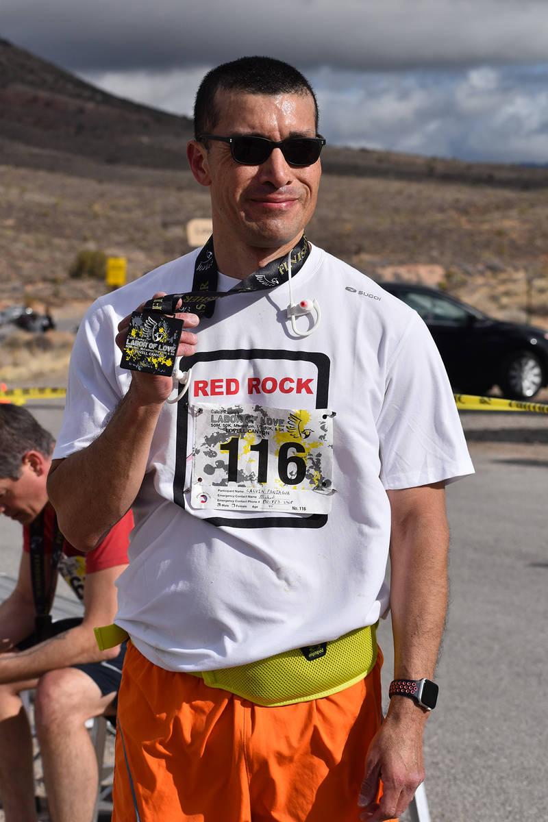 Cameron Starner, de Las Vegas, se impuso a Dan Woodbury y Marvin Poblete, para agenciarse el pr ...