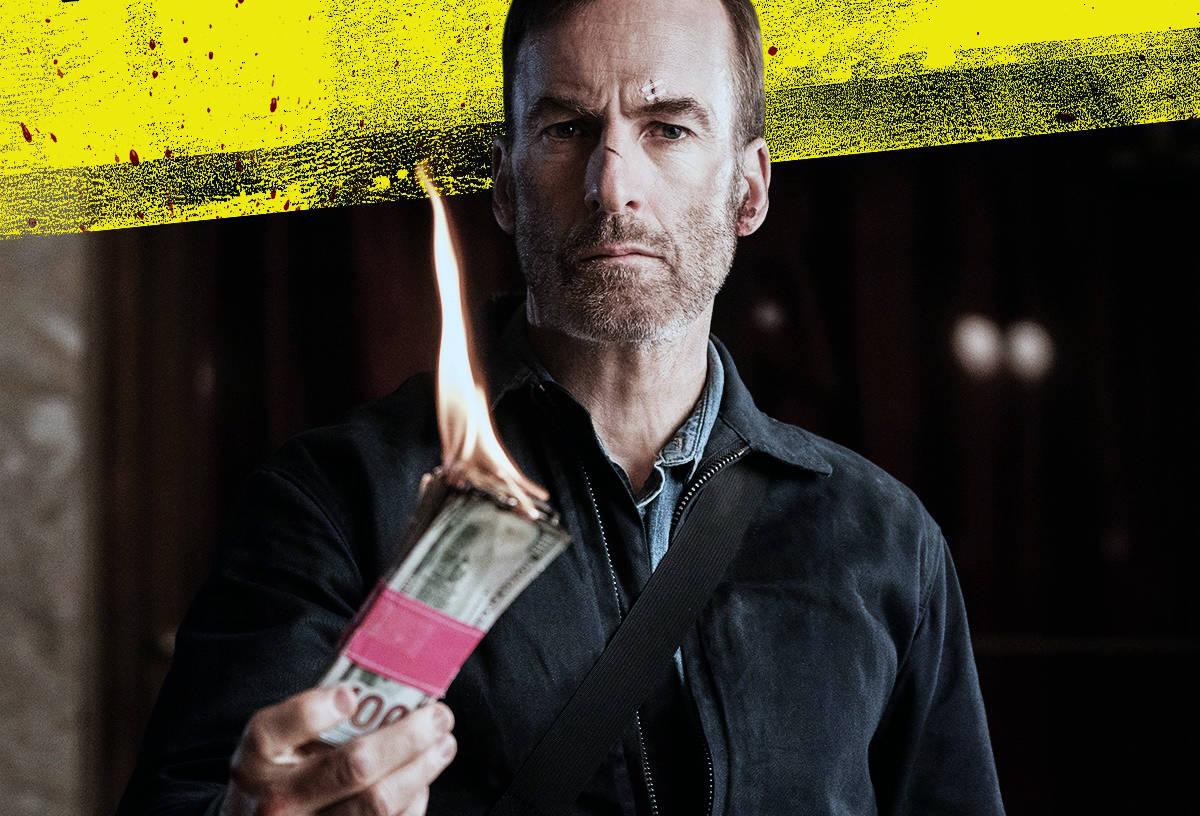 """La película de estreno, """"Nobody"""" es un thriller lleno de acción, protagonizada por Bob Od ..."""
