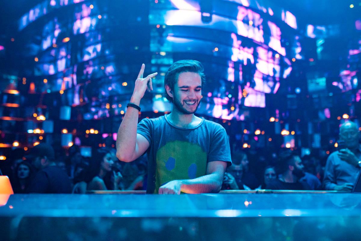Zedd tiene previsto encabezar Zouk Nightclub y Ayu Dayclub en Resorts World Las Vegas cuando el ...