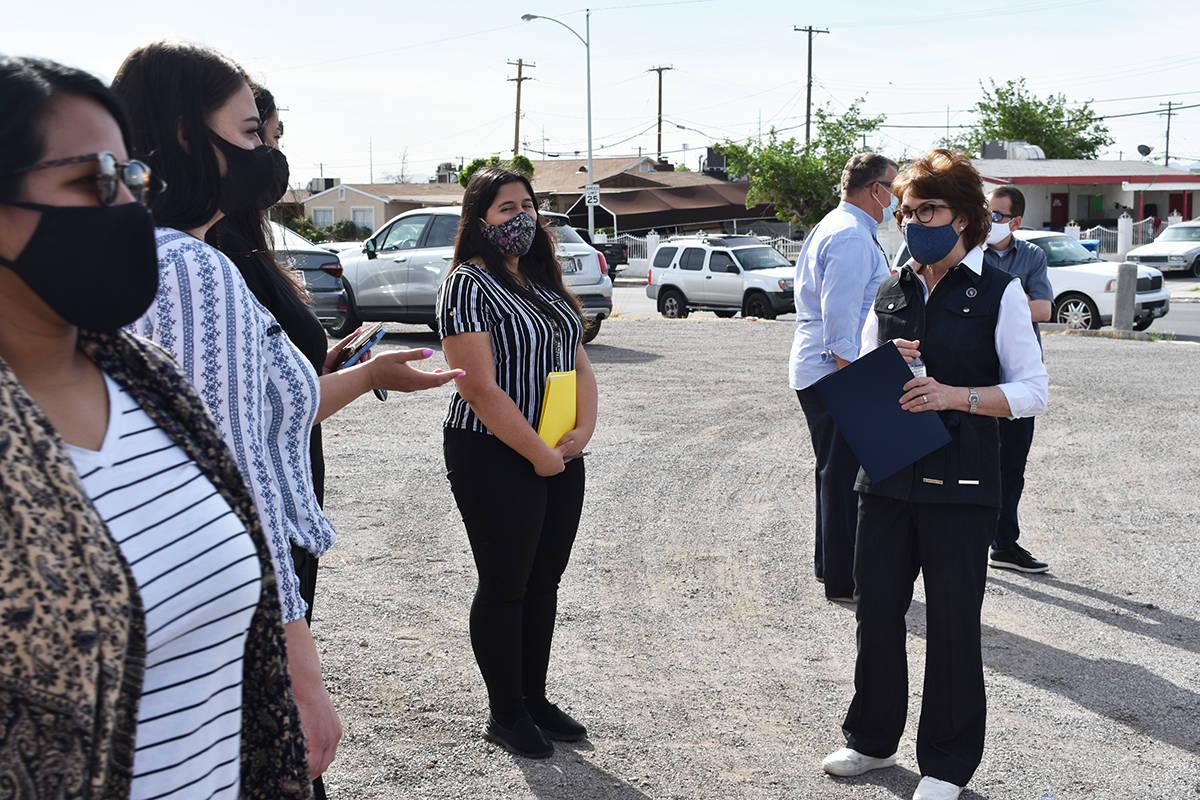 Legisladores de Nevada hablaron sobre la importancia de combatir la inseguridad alimentaria en ...