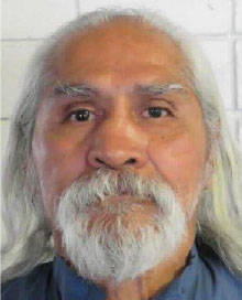 Louis Pacheco. (Nevada Department of Corrections)