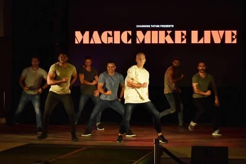 """Una de las nuevas atracciones del hotel casino Sahara será el energético espectáculo de """"M ..."""