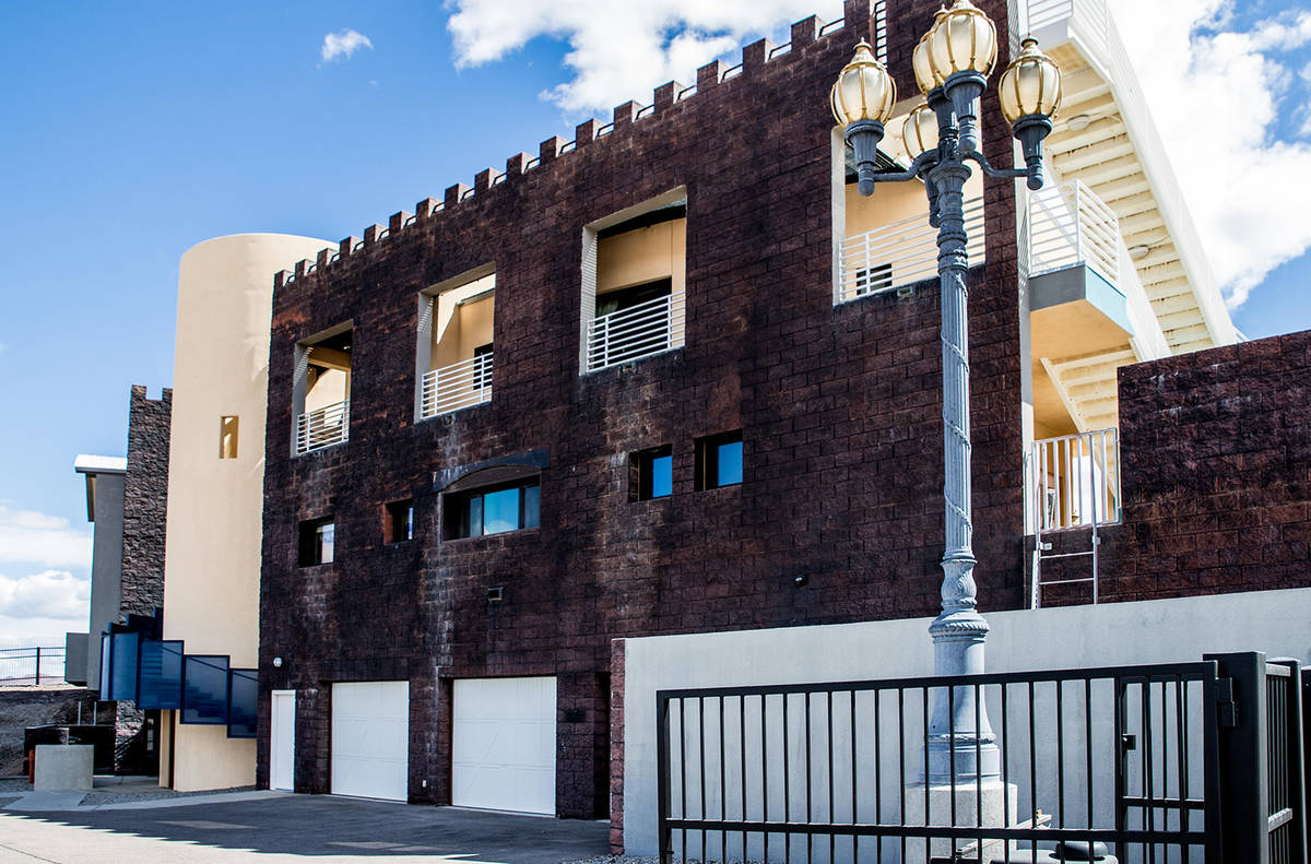 El mago Lance Burton ha puesto en venta su casa de Henderson por 4.49 millones de dólares. (To ...