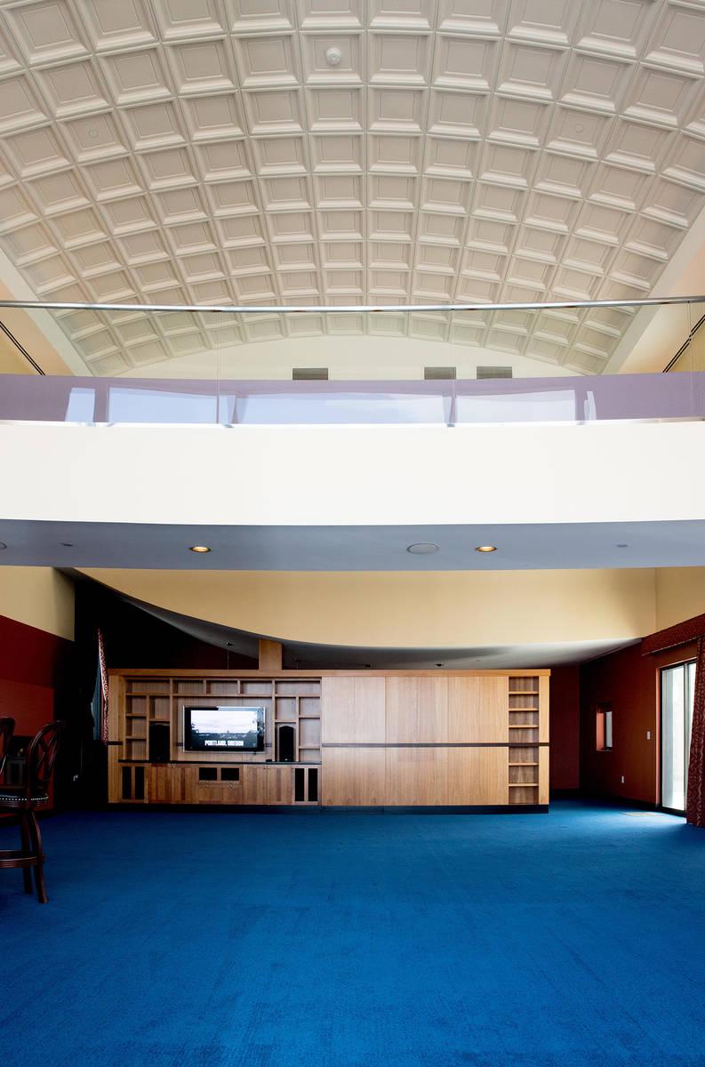 La gran sala. (Tonya Harvey Real Estate Millions)