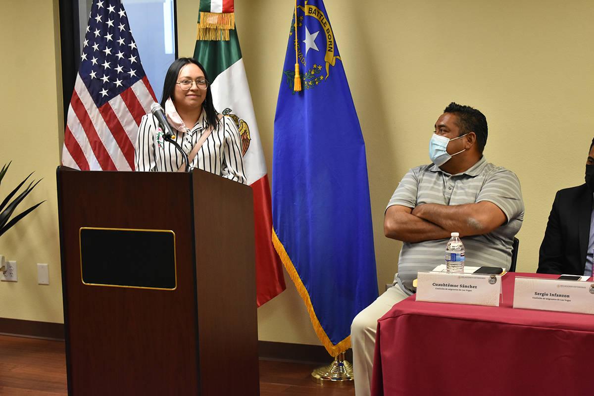 Abigail Soto compartió que esperó cerca de tres años para poder tener la oportunidad de tram ...