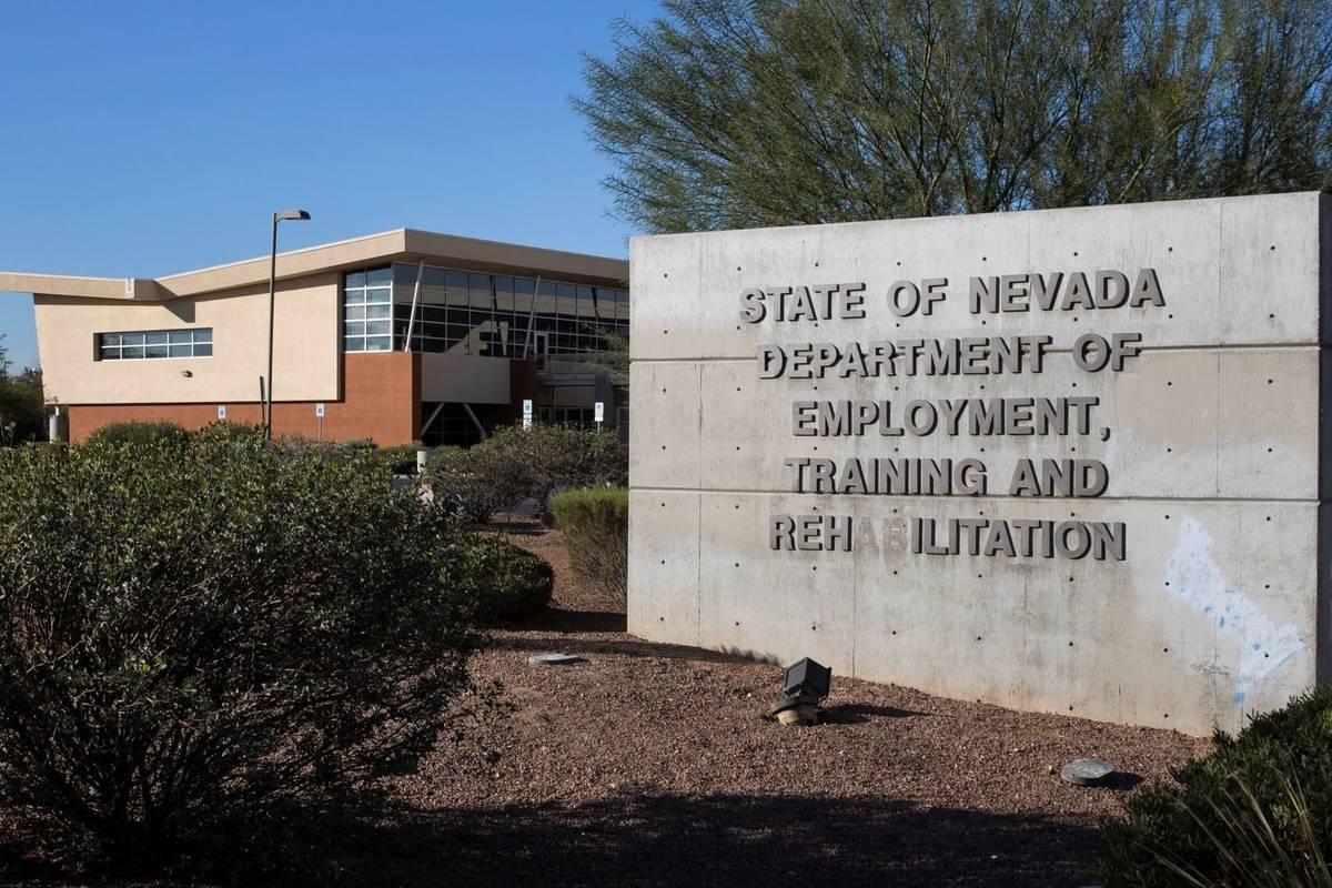 Centro del Departamento de Empleo, Capacitación y Rehabilitación del Estado de Nevada en Las ...