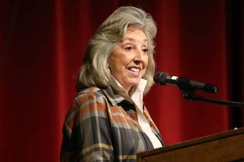 La representante estadounidense Dina Titus, demócrata por Nevada. (Erik Verduzco/Las Vegas Rev ...