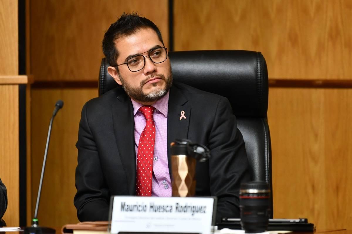 El primer debate entre las candidaturas a la Diputación Migrante en la Ciudad de México, tend ...