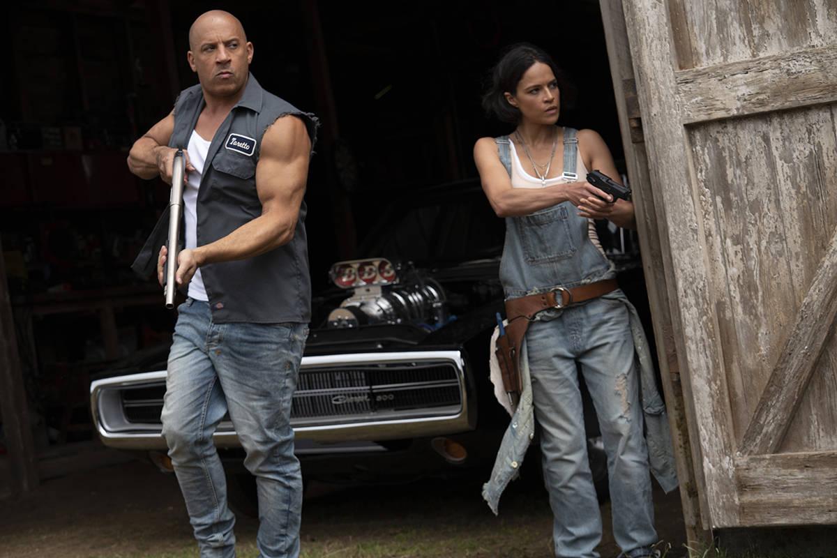 """La familia de Fast & the Furious volverá a la pantalla grande el 25 de junio con """"F9"""" y la ..."""