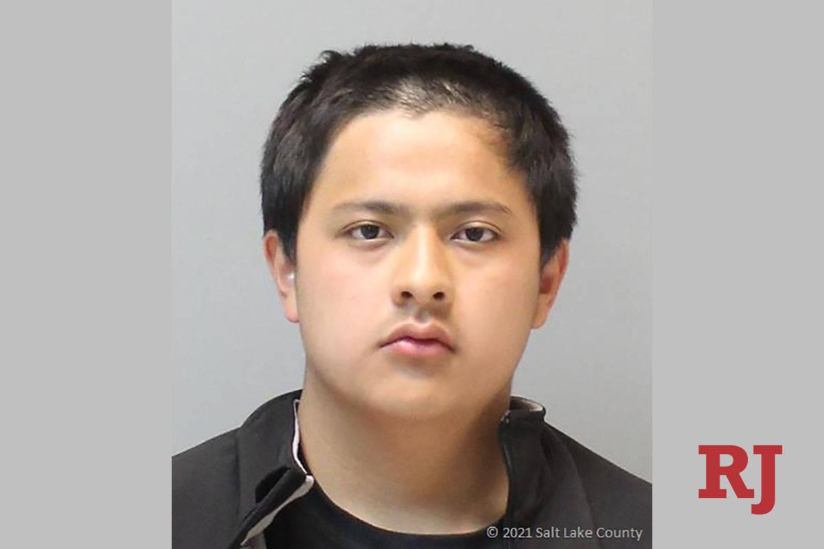 Aaron Guerrero (Oficina del Alguacil del Condado Salt Lake)