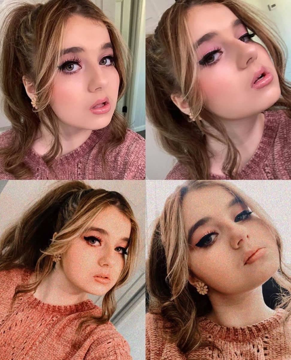 Las fotos de Sierra Halseth fueron publicadas por su padre, Daniel, el 13 de febrero de 2021. ( ...