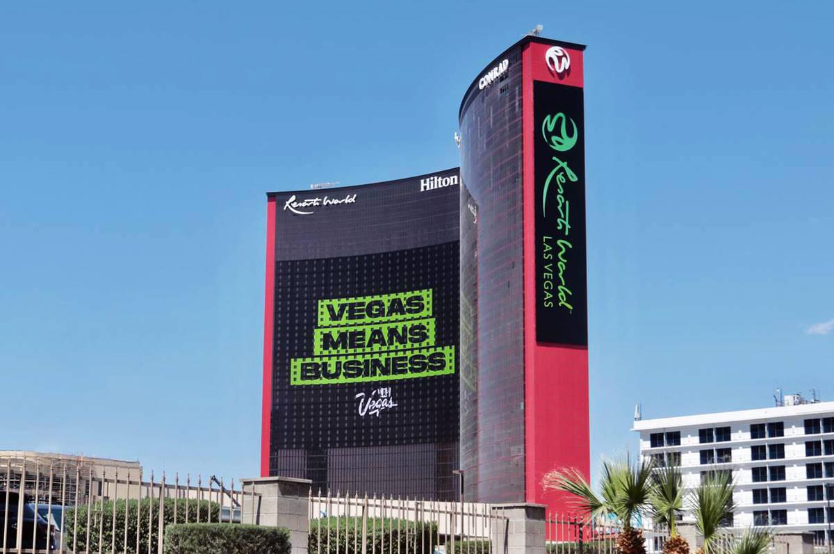 Resorts World Las Vegas y Clear Channel Outdoor Americas llegaron a un acuerdo que permite a Cl ...