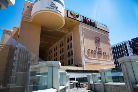 The Cromwell en el Strip de Las Vegas el lunes, 3 de mayo de 2021. (Rachel Aston/Las Vegas Revi ...