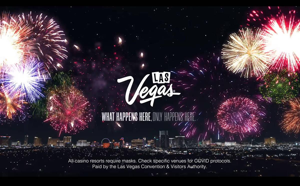 """En la campaña para promover Las Vegas, se destaca el nuevo slogan de la ciudad """"Lo que pasa ..."""