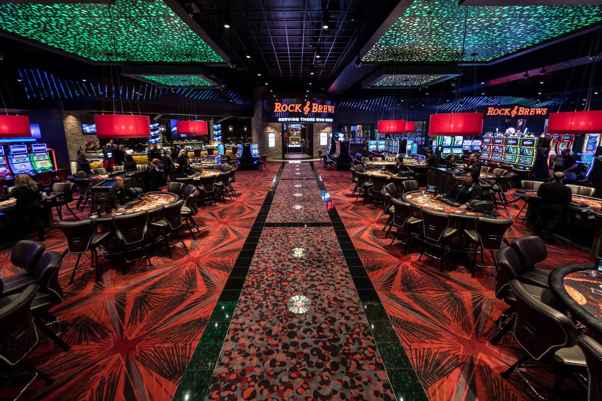 San Manuel Casino en Highland, California. (San Manuel Casino)