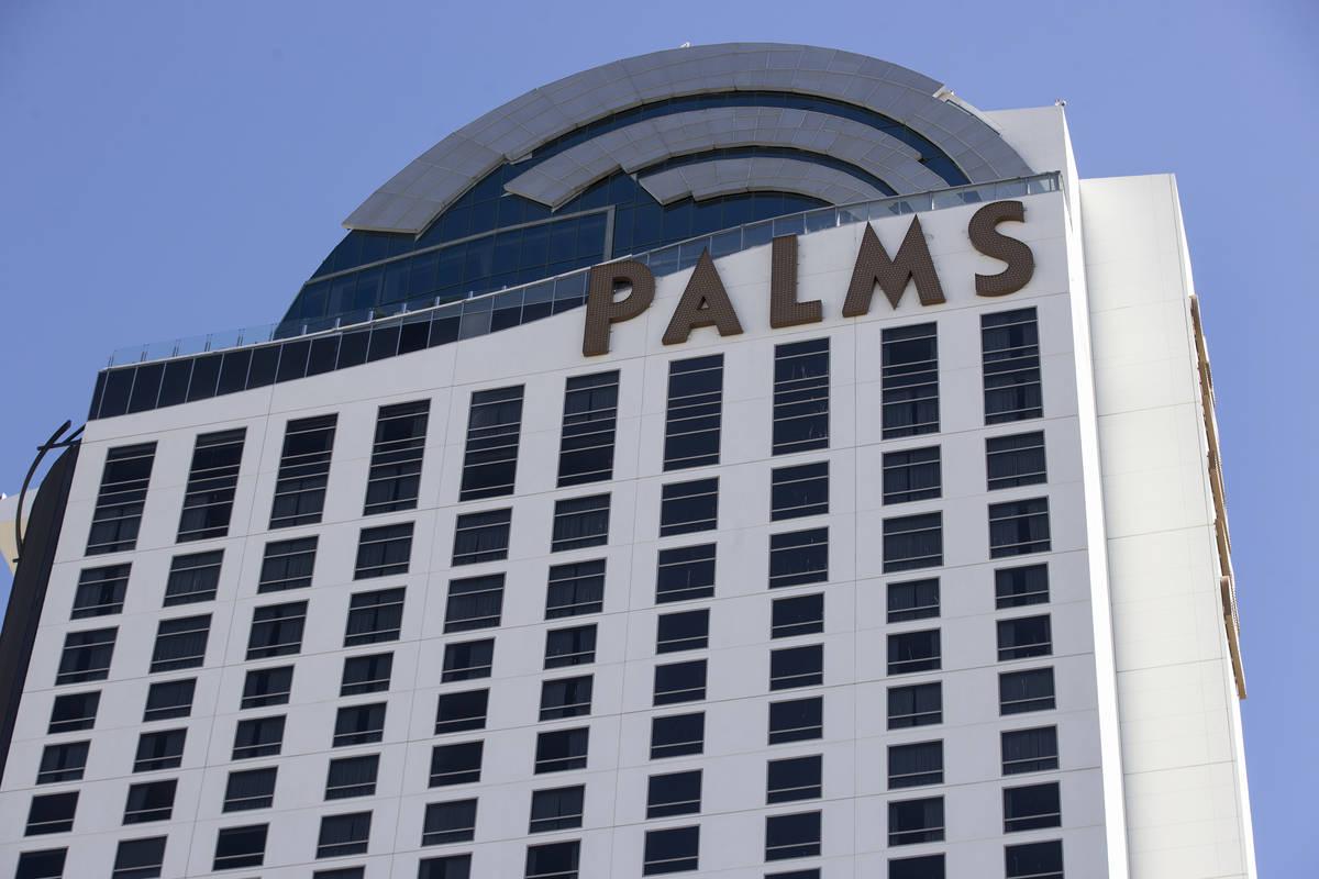 Palms hotel-casino en Las Vegas, 2021. (Erik Verduzco / Las Vegas Review-Journal) @Erik_Verduzco