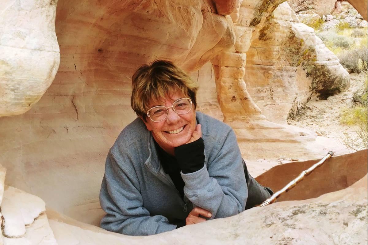 Barb Ellestad, redactora y editora del Mesquite Citizen Journal. (Foto proporcionada por Barb E ...