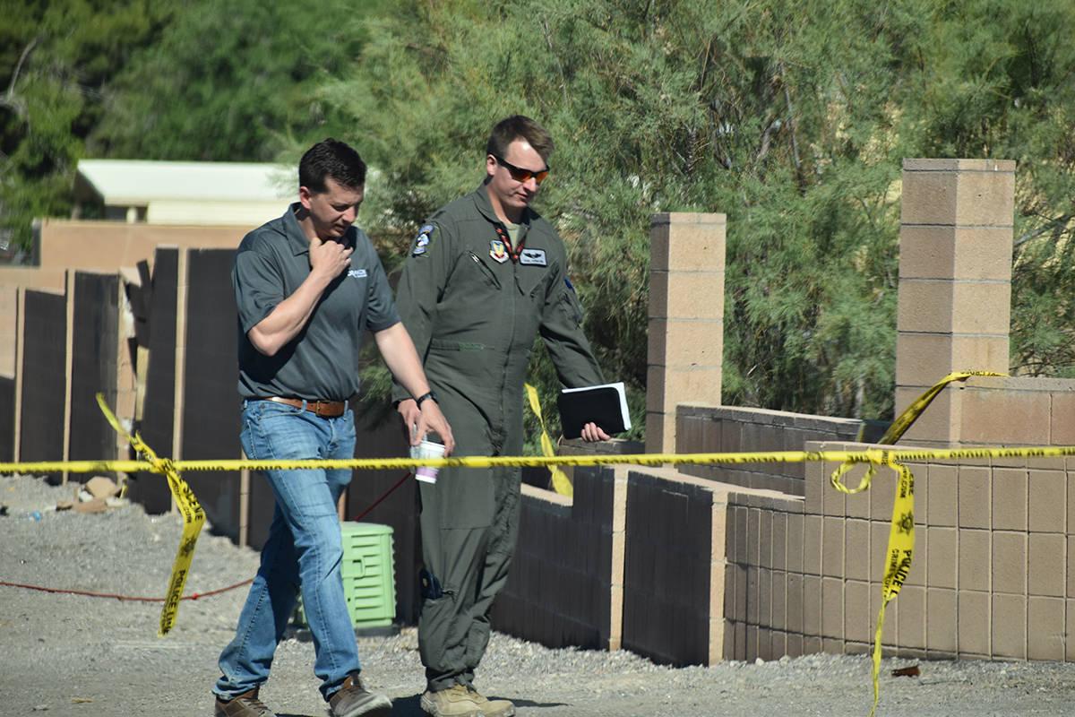 La investigación completa del accidente del avión, podría llevar un año o más, de acurdo c ...
