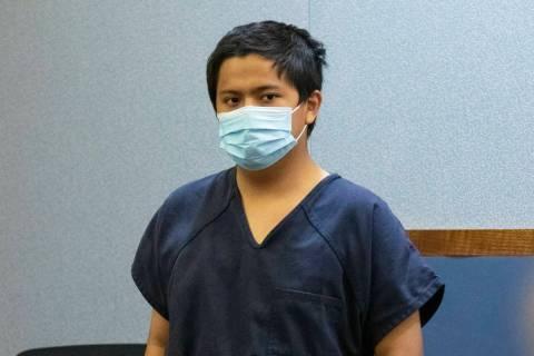 Aarón Guerrero, acusado del asesinato de Daniel Halseth, comparecerá ante el tribunal del Cen ...
