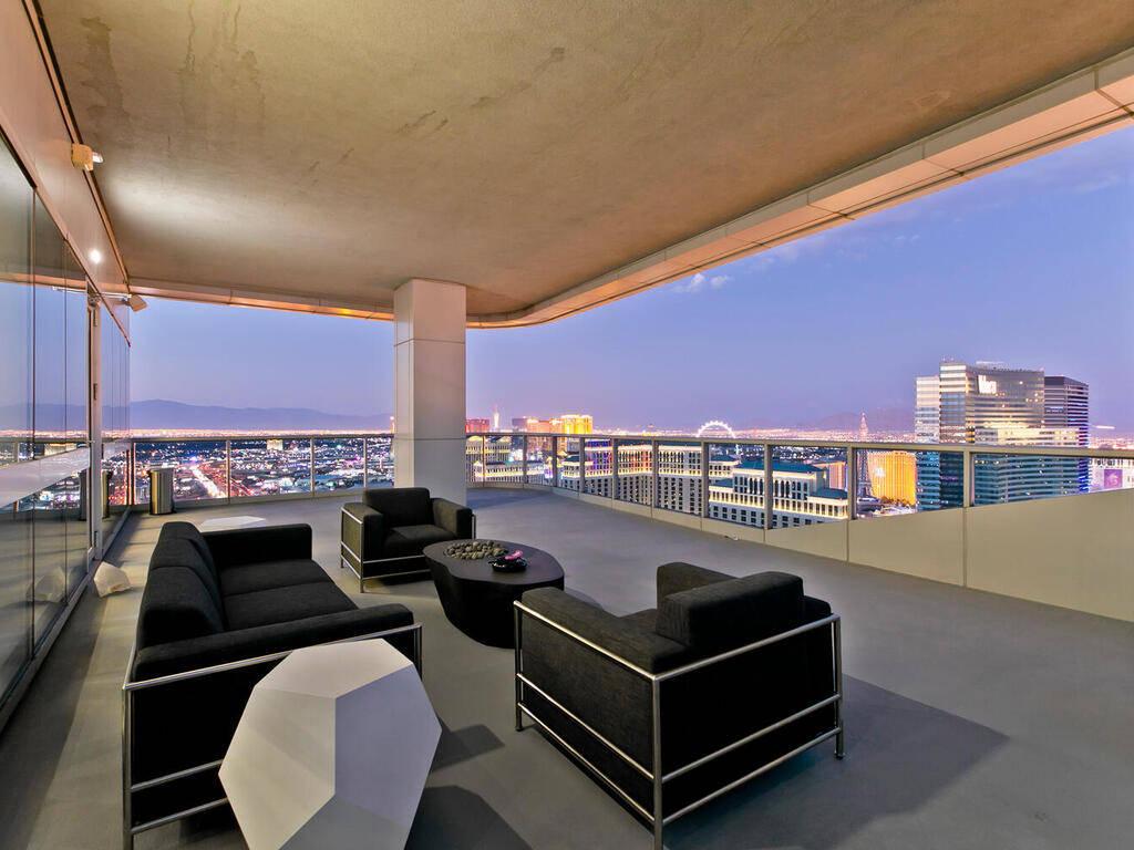 Uno de los cuatro balcones. (Elite Realty)
