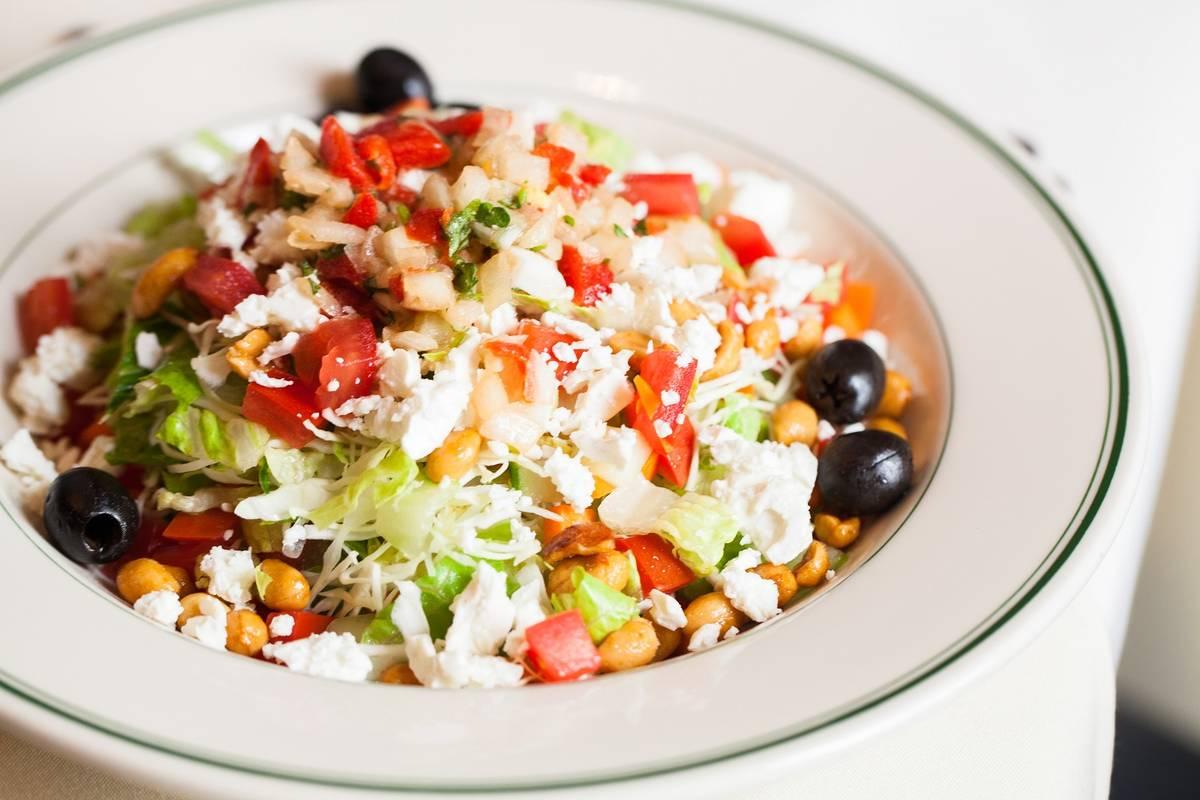 La Joe's Chopped Salad formará parte del menú de Restaurant Week. (Joe's Seafood, Prime Steak ...